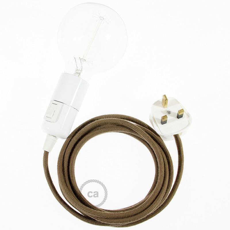 Create your RC13 Brown Cotton Snake and bring the light wherever you want.