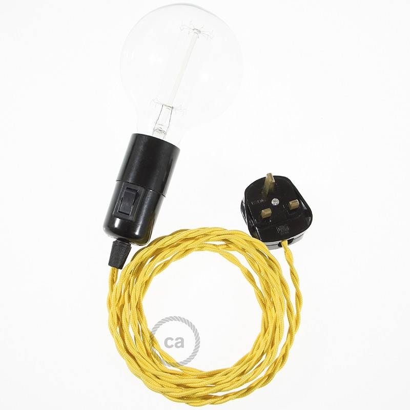 Create your TM10 Yellow Rayon Snake and bring the light wherever you want.