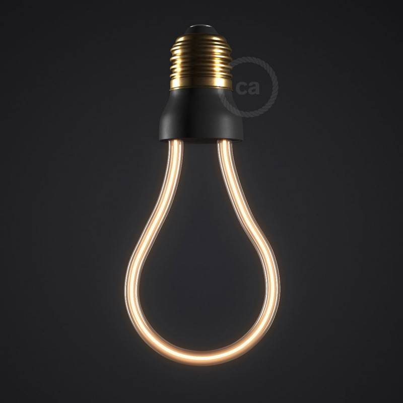 LED Art Bulb Light Bulb 8W E27 Dimmable 2200K