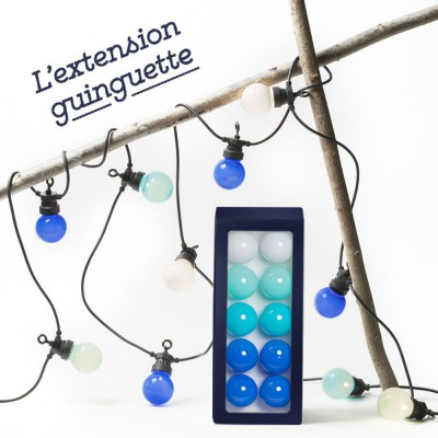Extension for La Guinguette Pampelone string light