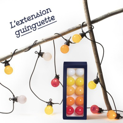 Extension for La Guinguette Ipanema string light