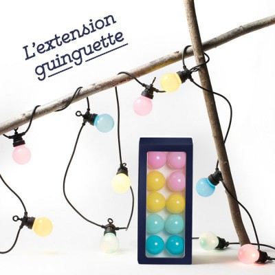 Extension for La Guinguette Maya Bay string light