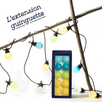 Extension for La Guinguette Tulum string light